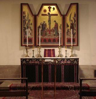 Scc chapel reredos