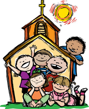 Childrenchurch_clipart