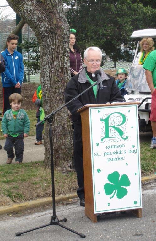 Invocation St. Patrick's Day Parade