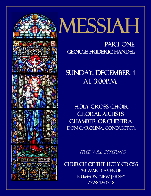 MESSIAH 2016