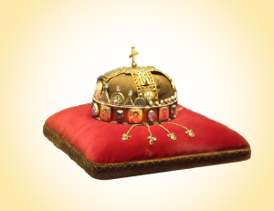 Holy Crown of Stephen from Wiki