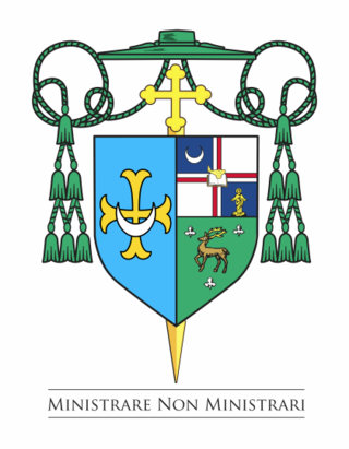 Bishop O'Connell's Episcopal Seal