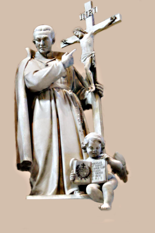 St Paul of the Cross-FounderSaint