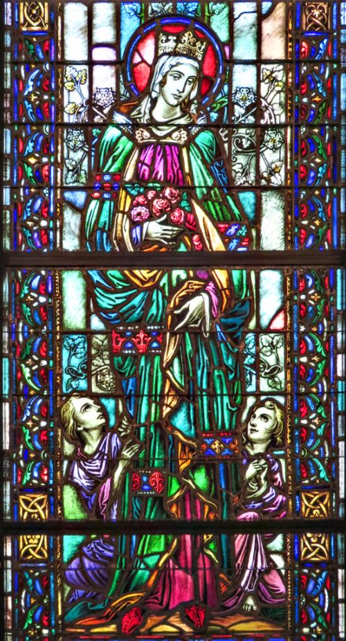 ElizabethOfHungary at Holy Cross
