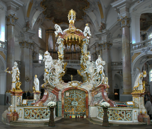 Basilica-of-the-Fourteen-Holy-Helpers-Bayern-Germany