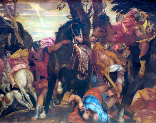 'The_Conversion_of_St._Paul'_by_Paolo_Veronese _The_Hermitage